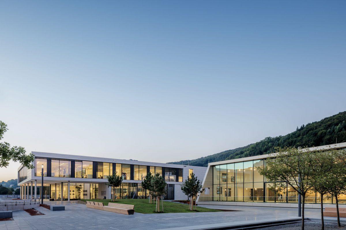 Bürkert-Campus-Criesbach