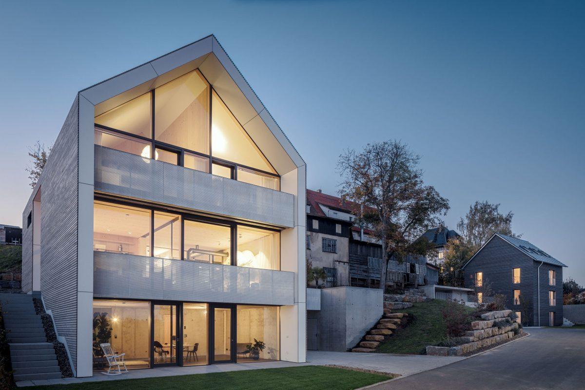 Wohnhaus Albtrauf HI Architekten Stuttgart