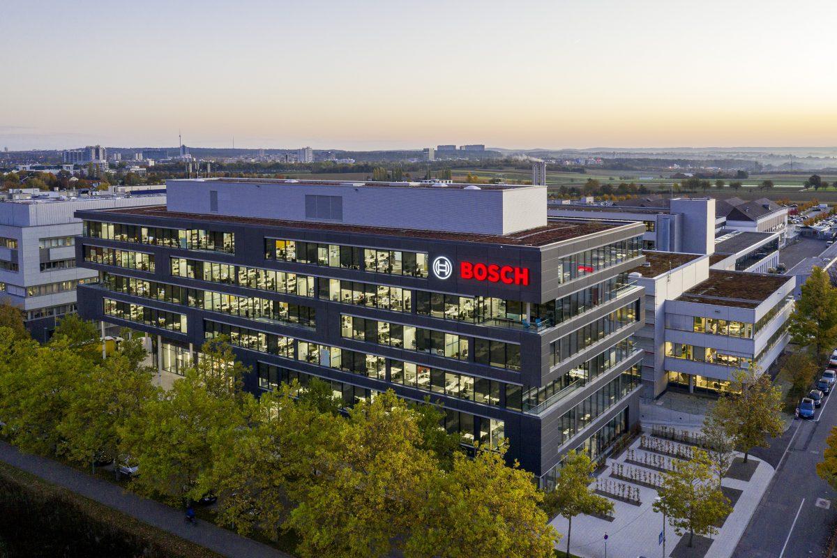Bosch LE 101 Bürogebäude © Architekturftograf Juergen Pollak