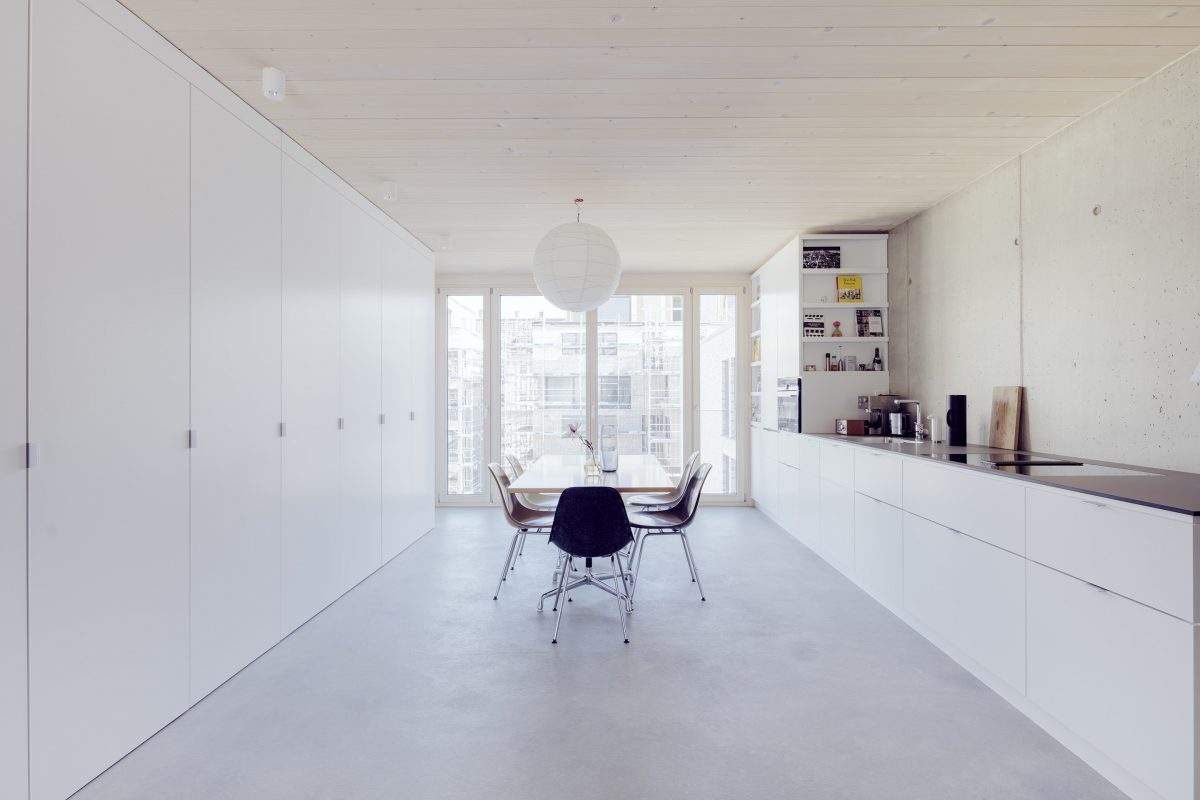 MaxAcht - Wohnbauprojekt Olga-Areal